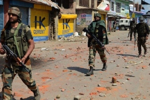 A massive operation is underway in Uri and neighbouring villages along the LoC after a group of militants infiltrated into the area.