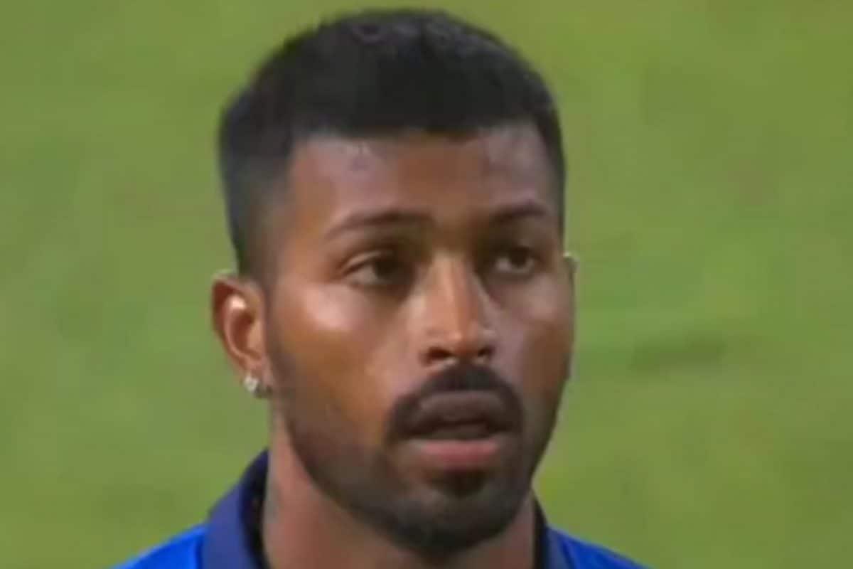 India vs Sri Lanka 2021: Is Hardik Pandya Singing Sri Lanka's National Anthem? Twitter Users React