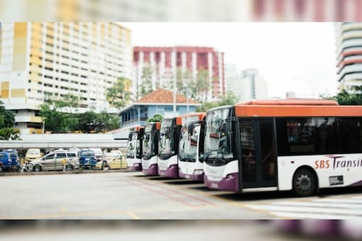 Vaccinated Bus is being introduced in collaboration with private partner bus operators that have a customer rating of more than four stars out of five on the platform.. (Image source: IANS)
