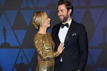 This is How John Krasinski Reacted to Emily Blunt's Onscreen Kiss With Dwayne Johnson in Jungle Cruise