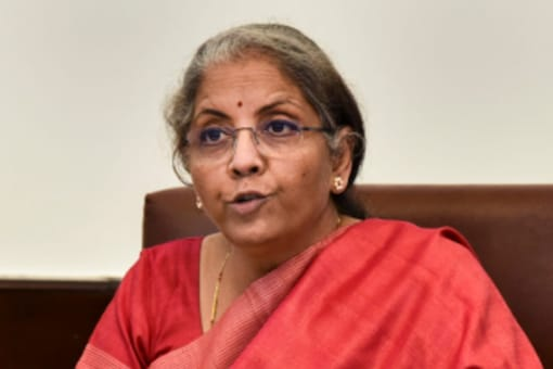 FM Sitharaman earlier said, 'We will work towards raising the share of public transport in urban areas'