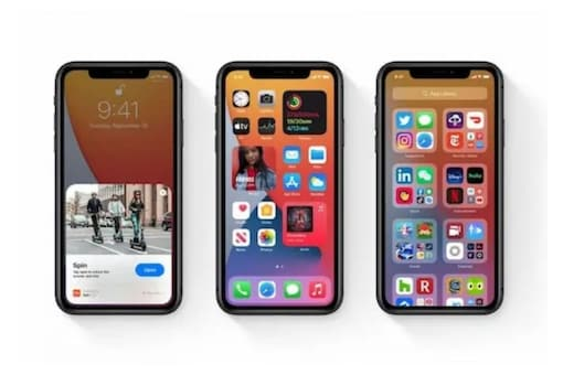 Apple iOS 14.8 comes as one of the last updates before iOS 15 rollout. (Image used for representation)