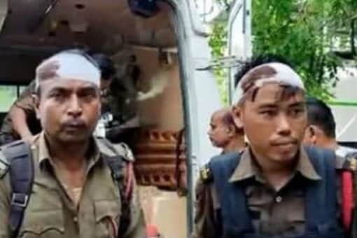 Protest, staged in Bengaluru over the death of a Congo national, resulted in a clash between the police and foreign nationals on August 2.