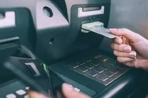 ATM interchange fee for financial transactions has been hiked for August from Rs 15 to Rs 17.