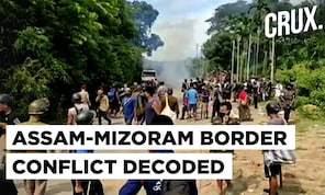 Assam-Mizoram Border Conflict: How & When Did It Start & Is There A Solution In Sight?