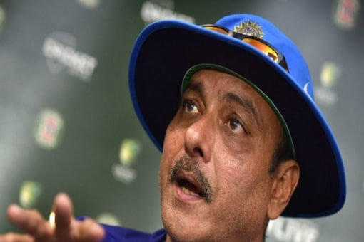 India head coach Ravi Shastri was an immensely popular tv commentator.