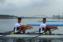 Tokyo Olympics: Rowers Arjun Lal Jat and Arvind Singh Fail to Qualify for Lightweight Double Sculls Final