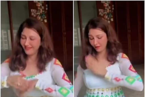 Saumya Tandon shared a dance video on social media which reminded netizens of her Bhabiji Ghar Par Hai character Anita Mishra