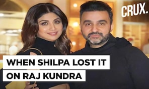 Shilpa Shetty Confronted Raj Kundra During Porn Case Raids, Said 'What Was The Need