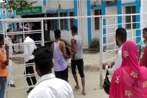 Both the teenagers were admitted to Gopalganj Sadar Hospital.