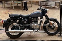 Upcoming Royal Enfield Classic 350 Spy Images Shows New Colour Options