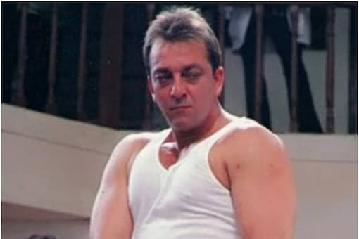 In Munna Bhai M.B.B.S, Sanjay Dutt plays a goon who gets admission into a medical school, with the help of his sidekick. (Image: Instagram)