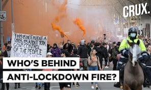 Anti Lockdown Protests Rage In Australia Amid Delta Driven Surge Who's Behind The Riots