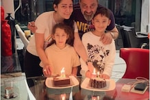 Happy Birthday, Sanjay Dutt: 10 Priceless Moments of the Actor with Family