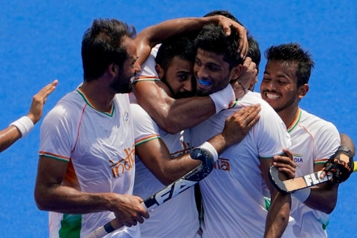 India produced an impressive display to beat Argentina (AP Photo)