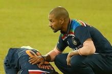 India vs Sri Lanka: Navdeep Saini to Undergo Scans for His Left Shoulder Injury - BCCI