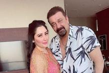 Maanayata Dutt Wishes Husband Sanjay Dutt 'Love, Peace, Health' on His Birthday