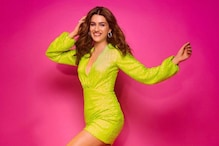 Kriti Sanon's Wardrobe Is A Riot Of Colours, See The Mimi Actress Ace Her Style Game