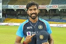 India vs Sri Lanka: Who is Sandeep Warrier, Team India's Latest Fast-bowling Recruit