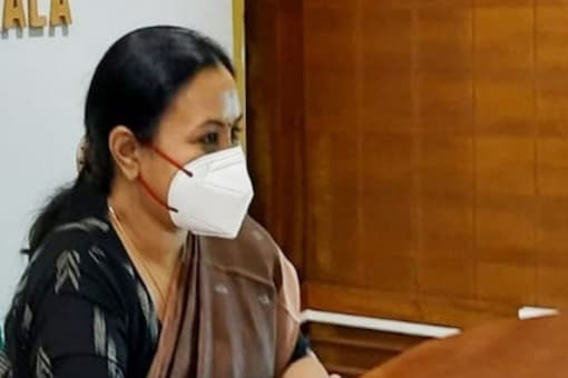 Kerala Health Minister Veena George said that hospital and bed occupancy is very low despite high number of cases in the state.