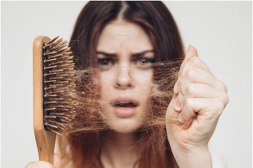Besides eating healthy and taking nutritional supplements, one should also avoid heat and chemicals for hairstyling. (Representative Images, Credits: Shutterstock)