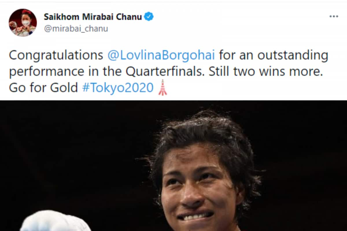 From One Medal Winner to Another - Go for Gold: Mirabai Chanu's Message to Lovlina Borgohain
