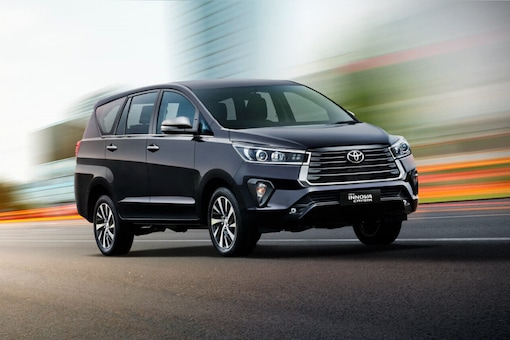 The new Toyota Innova Crysta will also be available on Toyota's new virtual showroom. (Photo: Toyota)