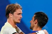 Zverev ends Djokovic's Golden Slam Hopes With Comeback Win at Tokyo Olympics