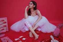Khushi Kapoor Stuns In Tulle Outfit For A Fun Photoshoot, See The Star Kid's Sexy Pictures