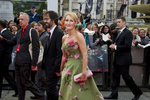 Apart from the fantasy series, Rowling has also published several other works. (Image: Shutterstock)