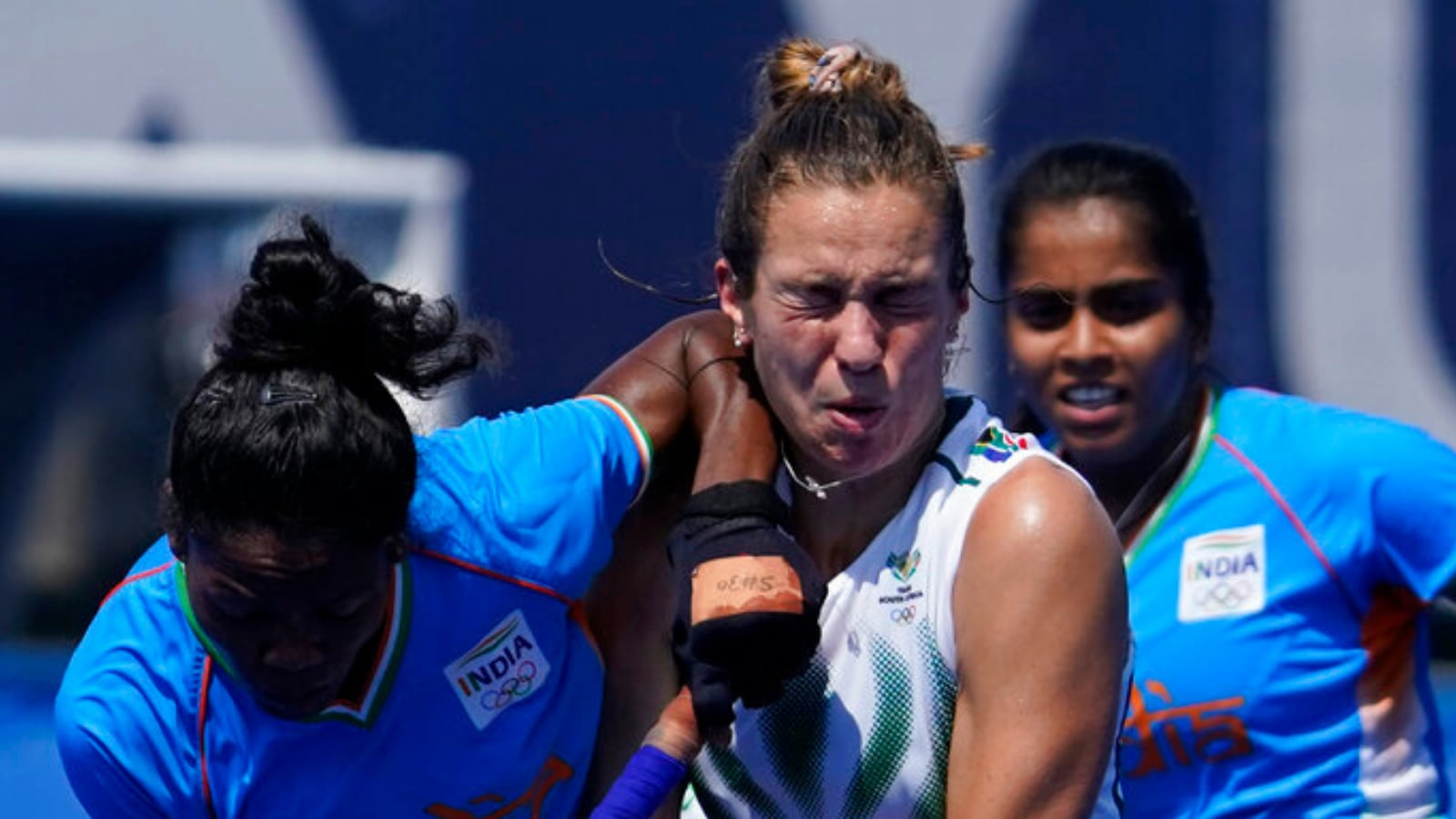 Tokyo Olympics: India Women's Hockey Team Beat South Africa 4-3 to Keep Quarter-final Hopes Alive