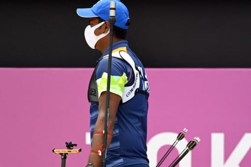 Atanu Das says he will try harder next time (AFP Photo)