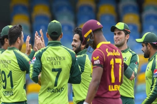 West Indies take on Pakistan in 2nd T20I.