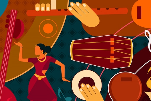 As the pandemic continues, many have taken to social media to learn new art and music forms. Those interested in Carnatic music should definitely pay a visit to Minna Minni.