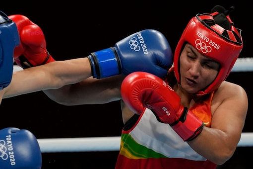 The Chinese proved too hot to handle for Pooja Rani (AP Photo)