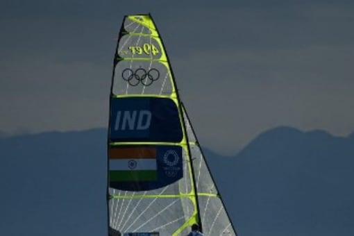 Only medal race remains in the event now. (AFP Photo)