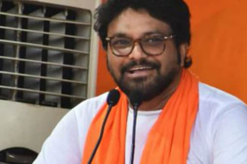 Babul Supriyo changed his bio data on Twitter stating that he joined politics for work not for love.