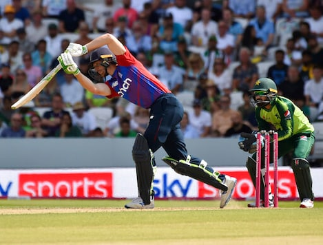 England Levels T20 Series With 45-run Win Against Pakistan