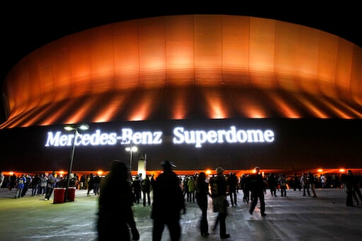Louisiana Lawmakers Agree To Add Caesars Name To Superdome