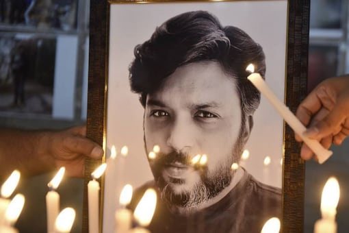 Danish Siddiqui, 38, was on assignment in Afghanistan when he died. The award-winning journalist was killed while covering clashes between Afghan troops and the Taliban in Spin Boldak district of Kandahar city.