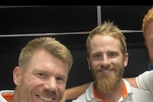 David Warner Shares Special Friendship Day Wish With Picture from SRH Camp