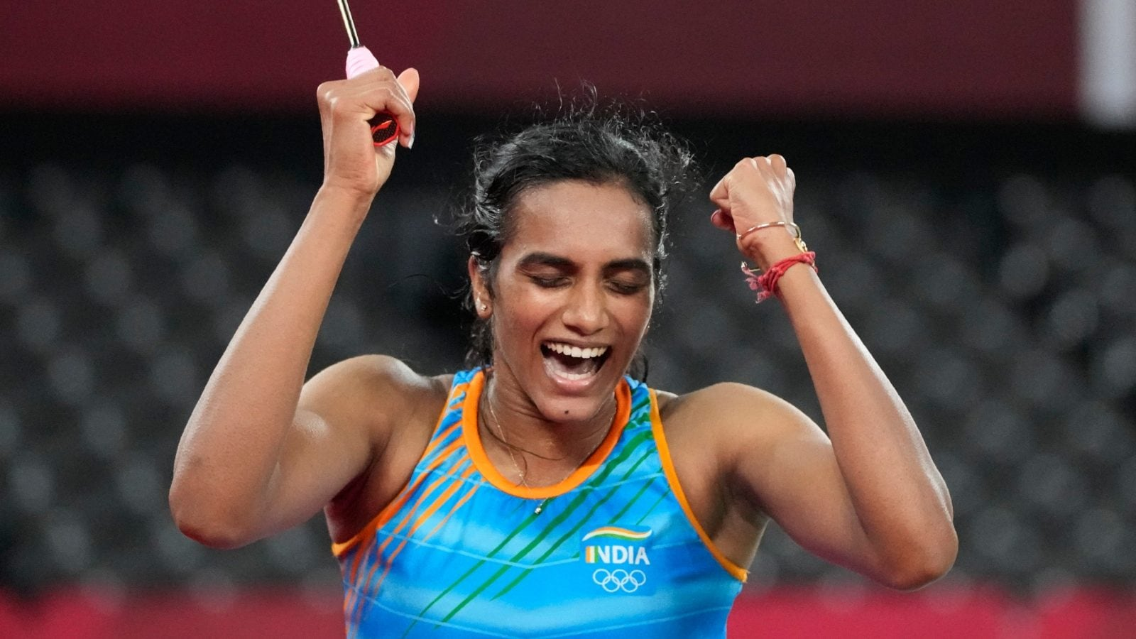 PV Sindhu Wins Bronze: 'Never Comes Back Without Raising Tri Colour'