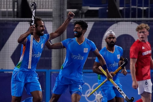 India are a win away from assuring an Olympic medal (AP Photo)
