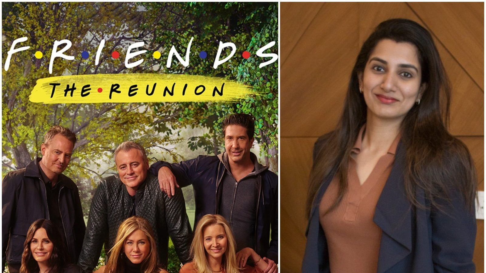 Only Indian Fan to Feature in Friends Reunion: I Had No Idea I'd Be Part of the Final Episode