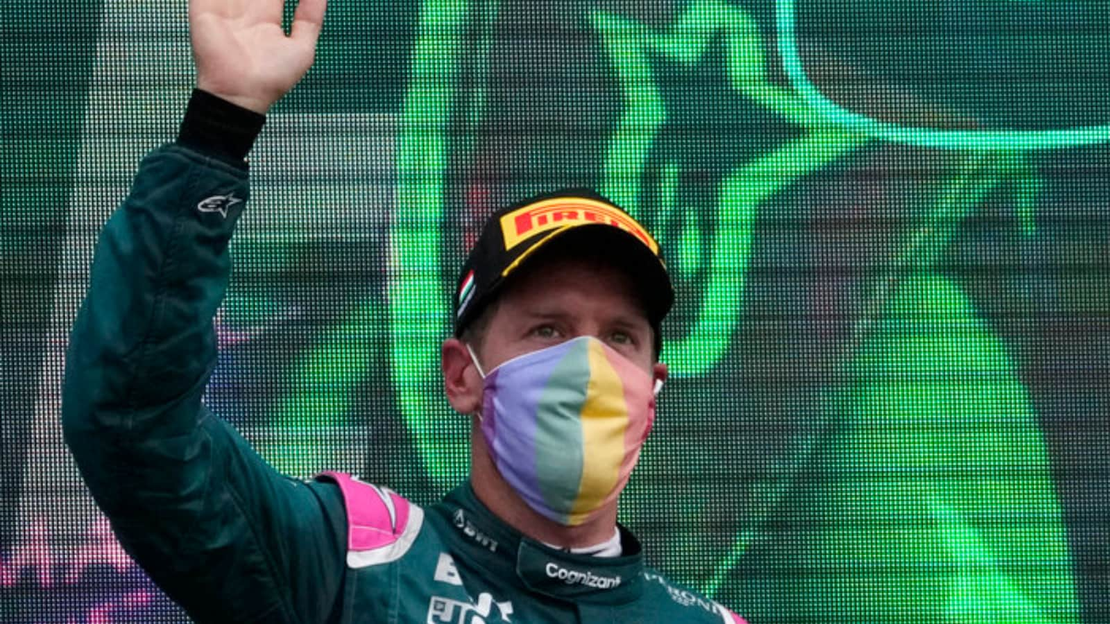 F1: Sebastian Vettel Disqualified from Hungarian Grand Prix, Lewis Hamilton Up to Second