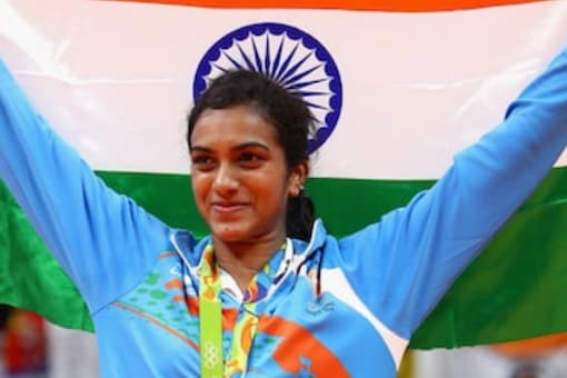Indians searched for PV Sindhu's caste on Google after her bronze win. (Credits: Getty Images)