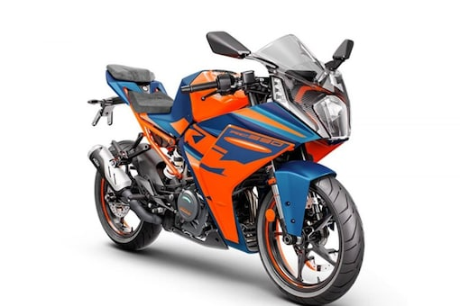 The 2021 KTM RC 390 has been leaked online ahead of its upcoming India launch. (Photo Courtesy: Cartoq)