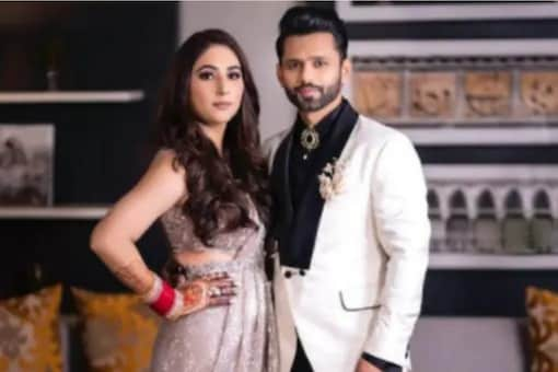 This ad film will be Rahul and Disha's first project together after their wedding.