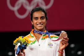 PV Sindhu Exclusive: 'For Now, I Just Want to Live in the Moment, Enjoy And Celebrate'