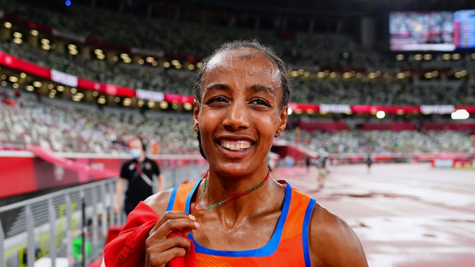 'Scared' Sifan Hassan Wins Olympic 5,000m in First Step in Treble Gold Bid